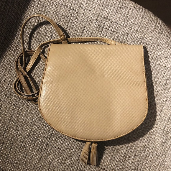 cf8be1df76d0 Bottega Veneta Handbags - Vintage Bottega Veneta Crossbody Leather Bag